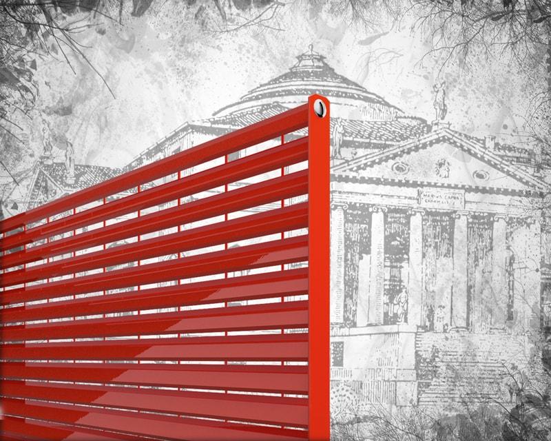 Ita linea design grigliati baldassar srl for Baldassar recinzioni