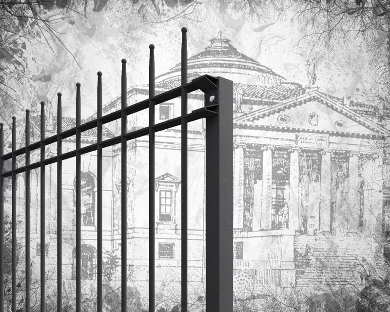Linea design grigliati baldassar srl for Baldassar recinzioni