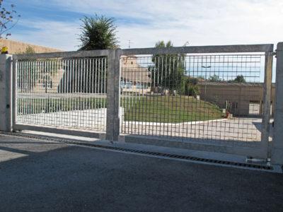 cancello carraio 1-2 ante 1