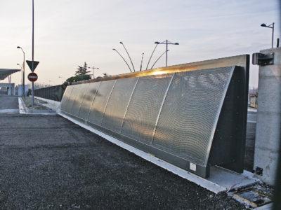 cancello carraio scorrevole autoportante