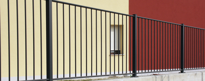 Ovalis grigliati baldassar srl for Baldassar recinzioni